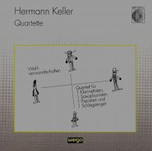 hermann keller – quartette